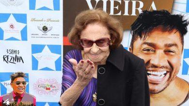 Foto de Mc Kekel, Simony e Richarlyson são alguns dos homenageados da Feijoada Sebah Vieira