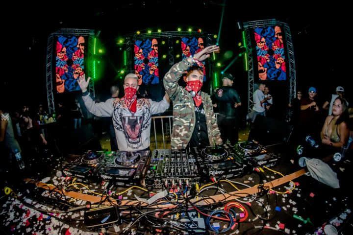 Makiavelik Duo vem entrando em uma constante evolução na musica eletrônica