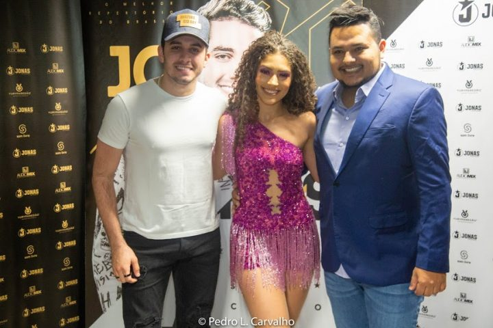 Brazukaday recebe turnê do Léo Santana com seu Baile da Santinha