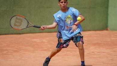 Foto de Torneio Internúcleos do IGK premia os melhores no tênis