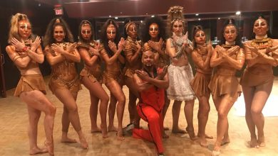 Foto de Carlinhos encerra temporada internacional no Canadá com apresentação no Encontro de Samba de Toronto