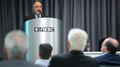 Foto de Exposição da Termotécnica no Espaço Indústria da FIESC em Florianópolis