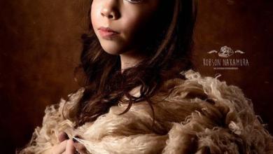 Foto de Mel Moreno integra o elenco da grande produção natalina