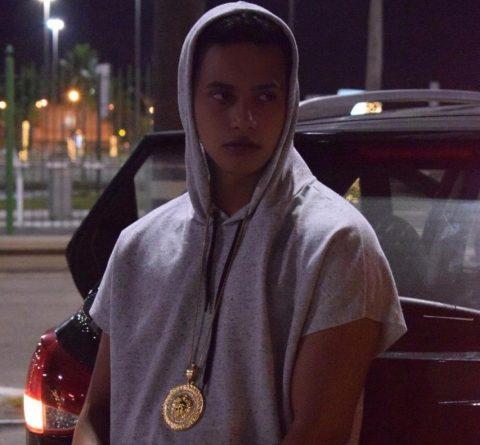 Rapper Preck. Foto divulgação.