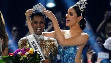 Foto de Zozibini Tunzi, é coroada Miss Universo 2019