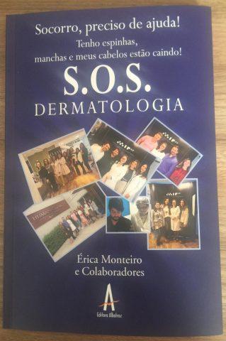 Capa Livro S.O.S Dermatologia