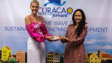 Foto de Ana Hickmann é nomeada embaixadora de Curaçao no Brasil