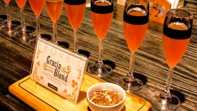 Foto de Duas receitas de chá para brindar o Ano-Novo
