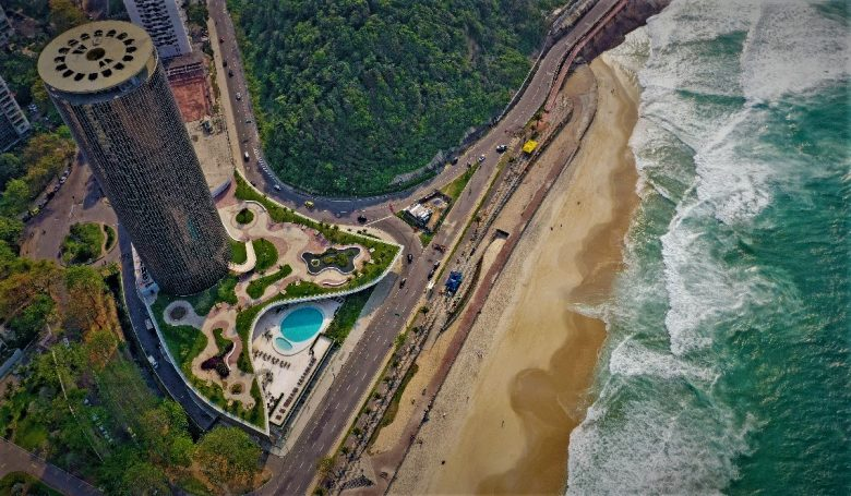 Hotel Nacional, no Rio de Janeiro, terá tradicional cascata de fogos dos anos 90