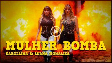 Foto de Karollina e Luana Monalisa gravam vídeo clipe