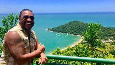 Foto de O ator e diretor Sebah Vieira comemora o Natal em família!