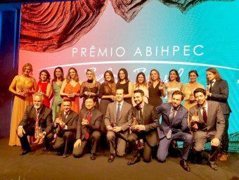 Floractive Profissional é novamente laureada prêmio ABIHPEC