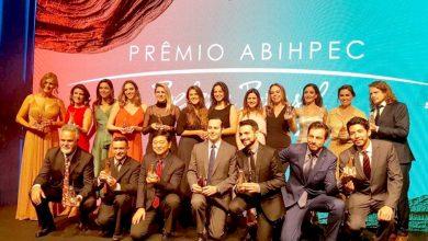 Foto de Floractive Profissional é novamente laureada  prêmio ABIHPEC