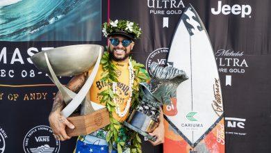 Foto de Ítalo Ferreira conquistou seu primeiro título mundial na Championship Tour da World Surf League