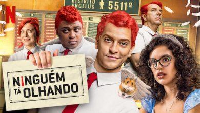 Foto de Danilo de Moura está em nova série da Netflix