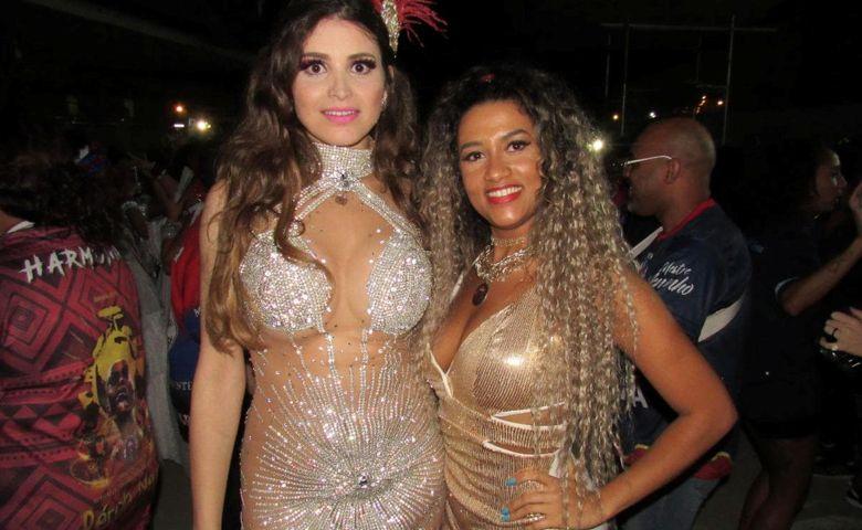 Mariah Fernandes e Joyce Rocha- Foto: Divulgação