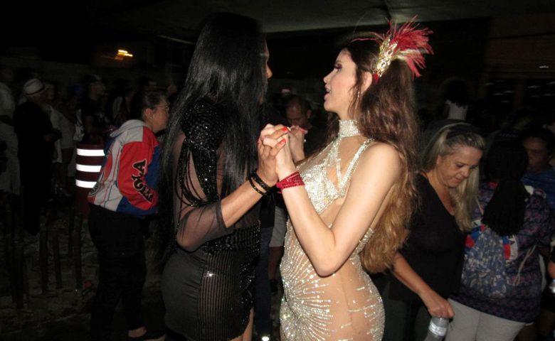 Mariah Fernandes e Michely- Foto: Divulgação