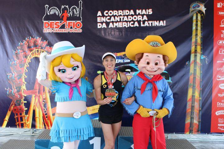 2,5 mil pessoas participam da 2ª edição do Desafio Beto Carrero