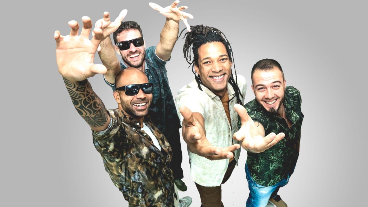 banda, congah, luau, mistico, open, shopping, multi, reggae, musicas, show, brasilidades, diversao,