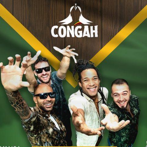 banda, congah, show, musicas, multi, open, shopping, luau, mistico, reggae, brasilidades,