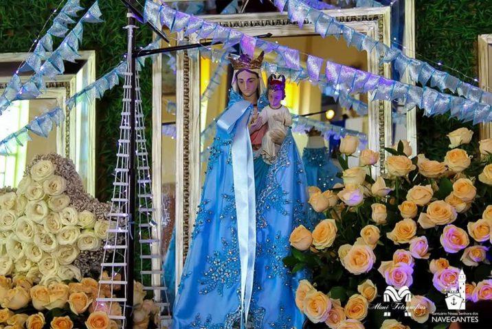 Carreata para divulgar a Festa de Nossa Senhora dos Navegantes