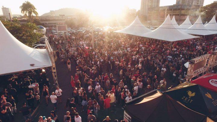Festival de cervejas premiadas começa nesta quinta-feira em Itajaí