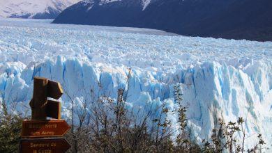 Foto de El Calafate na Patagônia Argentina – Destino fantástico