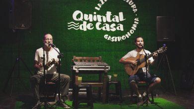 Foto de Quintal de Casa apresenta atrações musicais gratuitas até dia 12 de janeiro