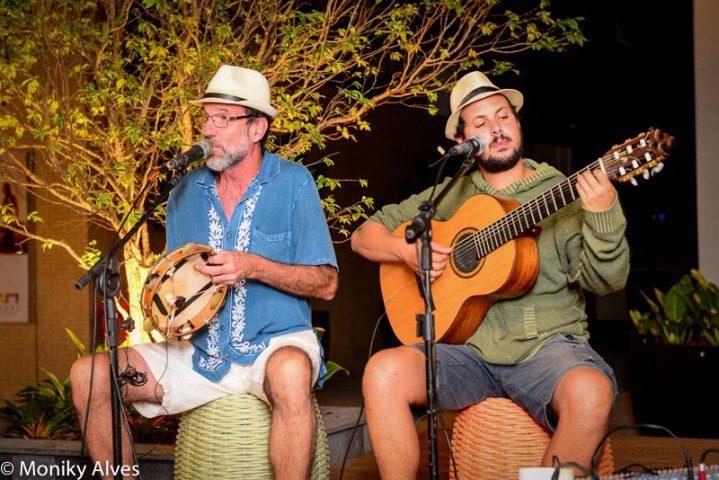 Quintal de Casa tem samba, bossa nova, rock e MPB