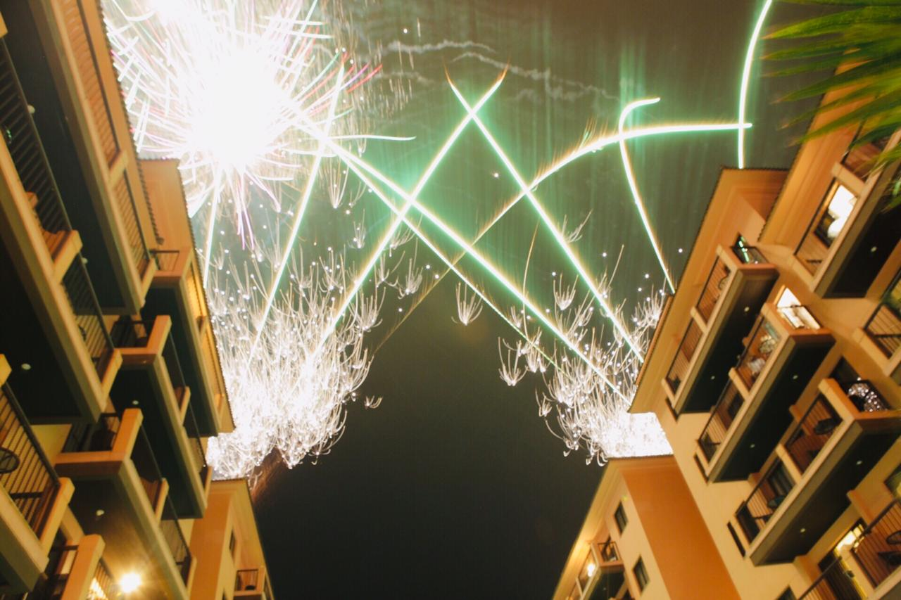 Réveillon agita os melhores hotéis de Jurerê Internacional