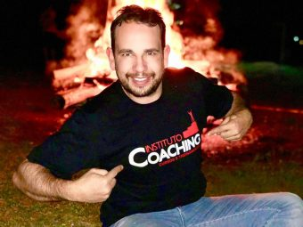 Coach dos ricos e famosos, prof. Dr. Adriano A. Faria.