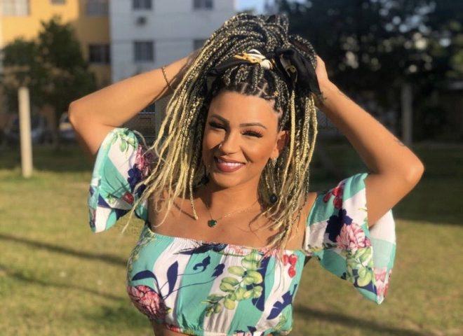 Filha da Gretchen Jenny Miranda retorna ao Brasil