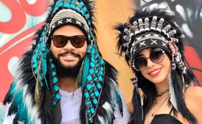 Kátia e Jhonathan - Foto: Divulgação