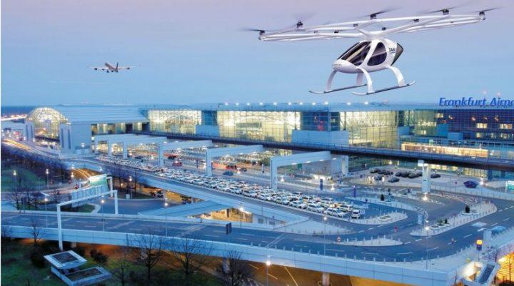 De volta para o futuro. Confira como serão os aeroportos na próxima década