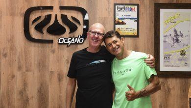Foto de Surfwear Oceano incentiva o esporte