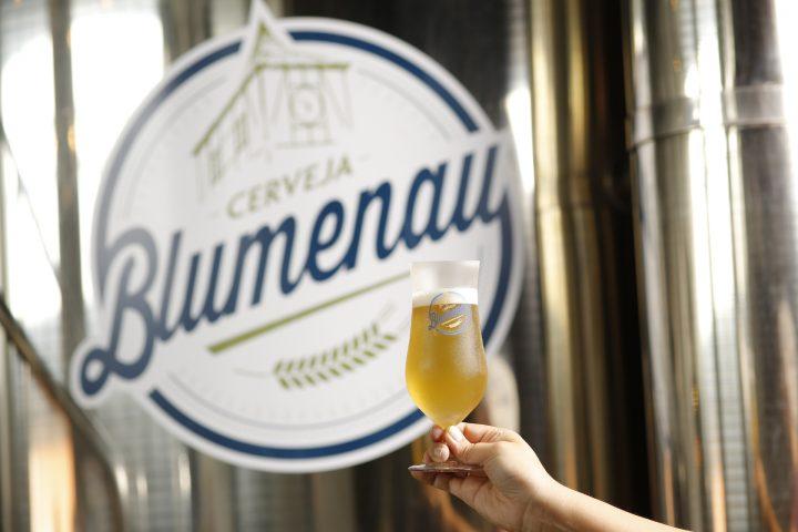 Cerveja Blumenau levará 30 rótulos para o Festival Brasileiro da Cerveja. Divulgação