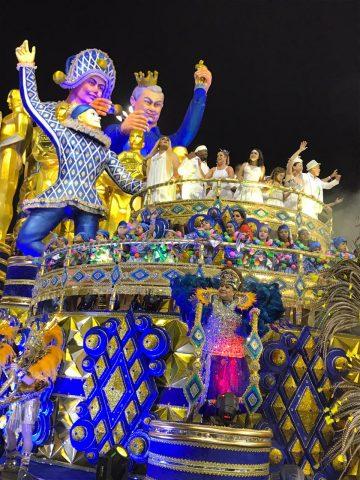 Carnaval de SP.
