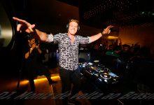 Foto de DJ Moniz a mais nova promessa da musica eletrônica.