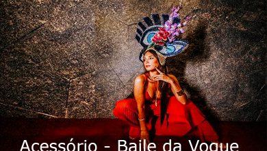 Foto de Isadora aposta em mega acessório para Baile da Vogue