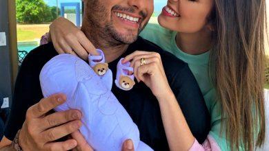Foto de Mano Walter e Débora Silva anunciam gravidez