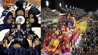 Foto de Luxuosas fantasias Simara Sukarno abrilhanta o Carnaval