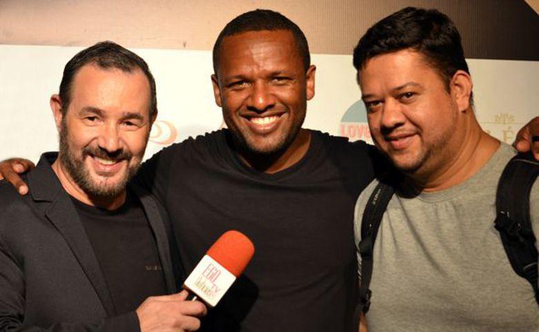 Vinicius Conceição e Anderson Souza