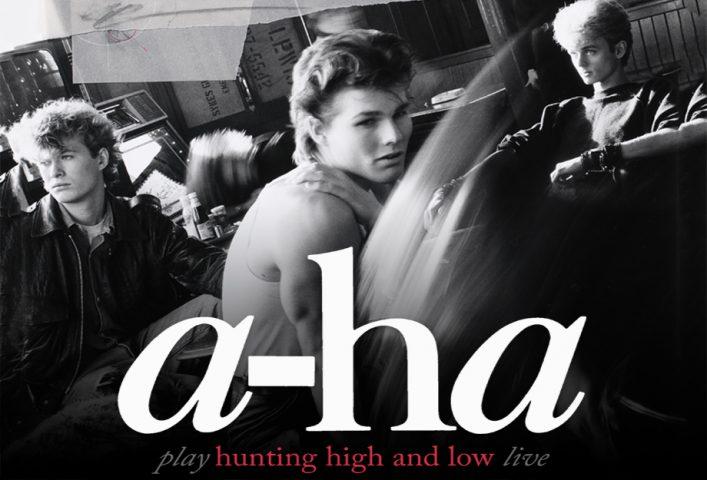 A-HA fará shows no Brasil em sua turnê mundial Hunting High And Low