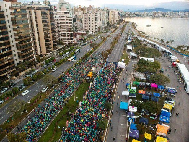 Floripa recebe maior circuito de corridas de rua do Brasil