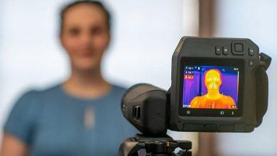 Foto de Câmeras termográficas estão ajudando no Covid-19