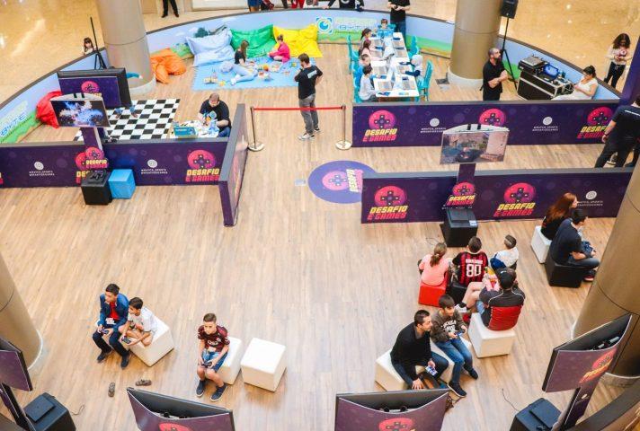 Aeroporto Internacional de Florianópolis recebe E-Games