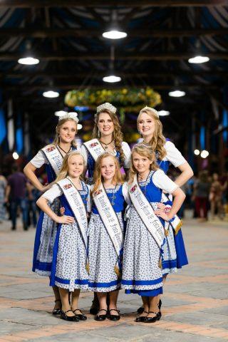 38º Festa Pomerana terá princesa com deficiência auditiva. Divulgação