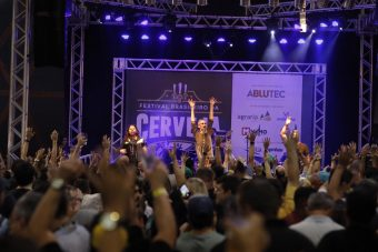 Festival Brasileiro da Cerveja encerra com resultados positivos. Divulgação