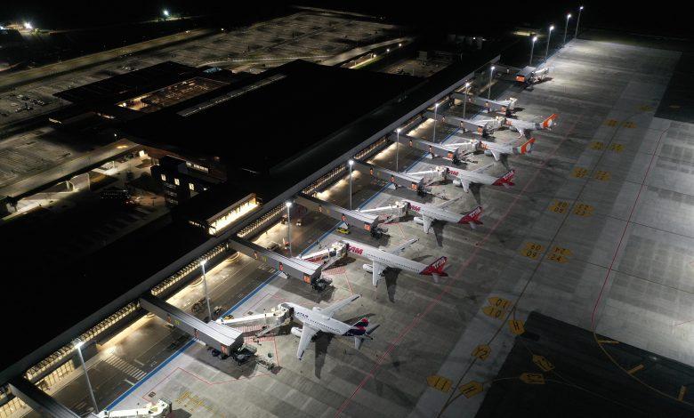 Foto de Troféu Aeroportos + Brasil é mais uma conquista do Floripa Airport