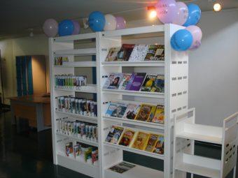 Homenagem ao Dia do Bibliotecário